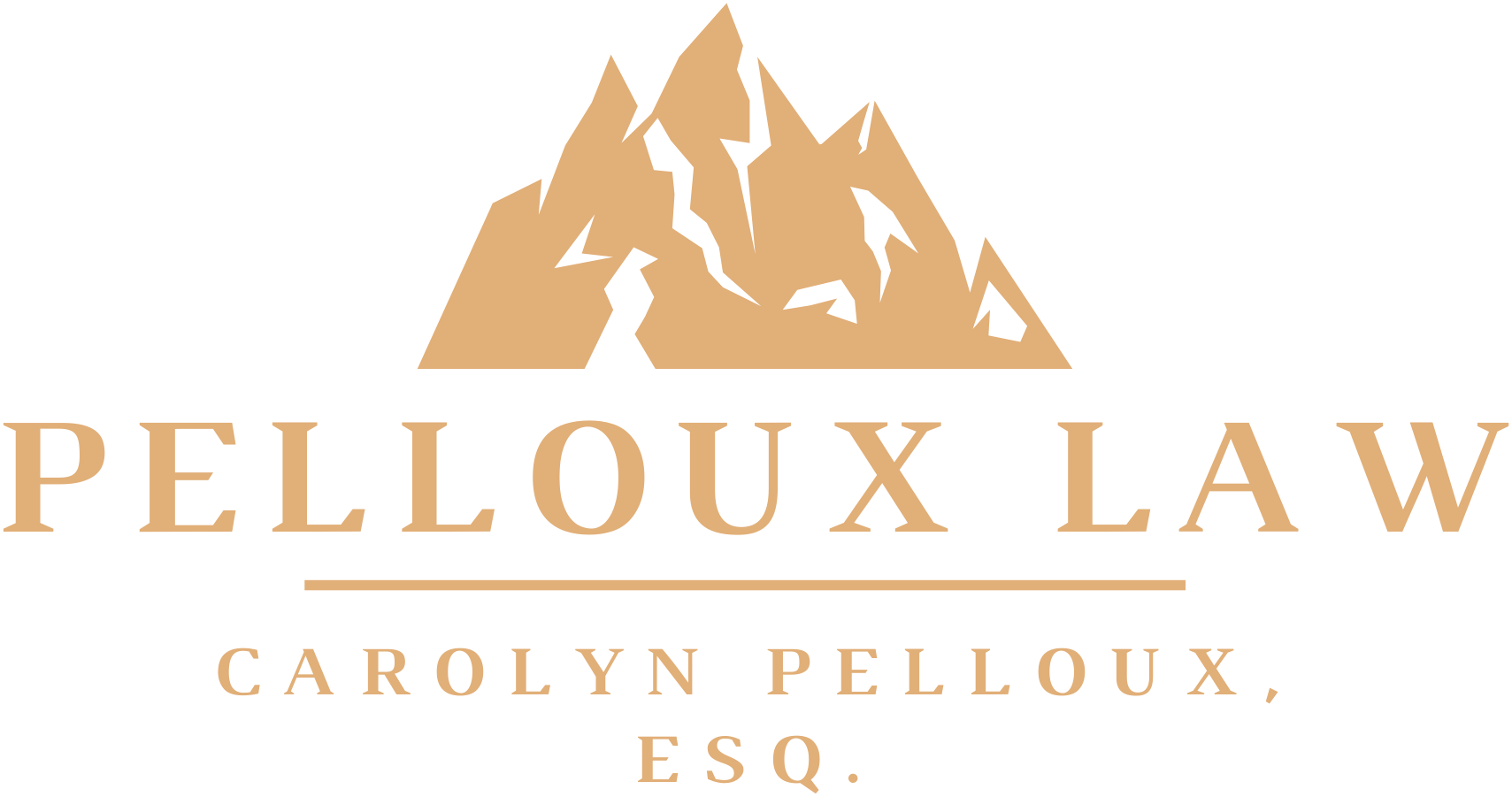 Peloux Law Logo